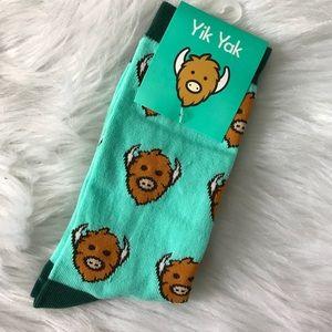 yik yak Other - Yik Yak Socks Rare One Size NWT 47577719694e